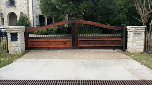 Fence Supply Dallas Wrought Iron Fence Wood Fence