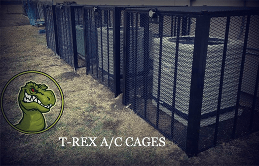 A/C Security Cages